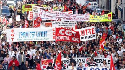 Нови протести в цяла Франция
