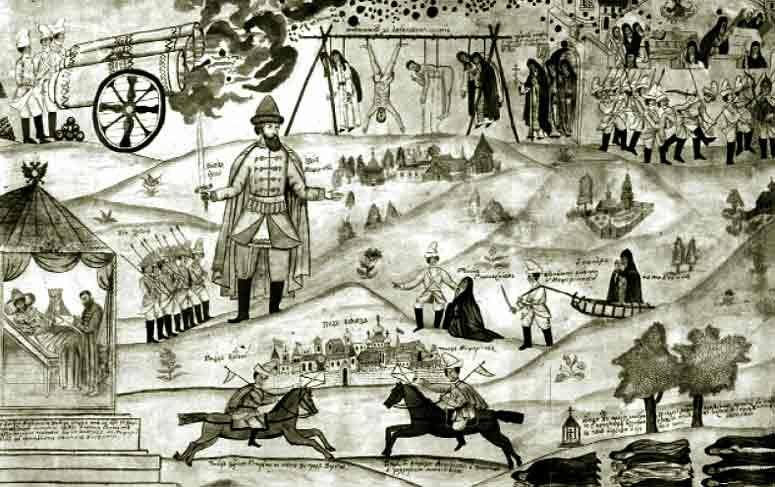 Православната инквизиция е била в пъти по-кръвожадна от испанската. Изгаряне на клада на еретиците – практика в православието