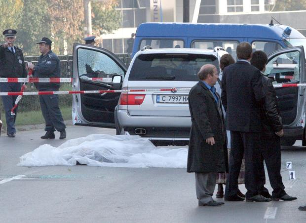 Златни куршуми за Емил Кюлев – пет години омерта