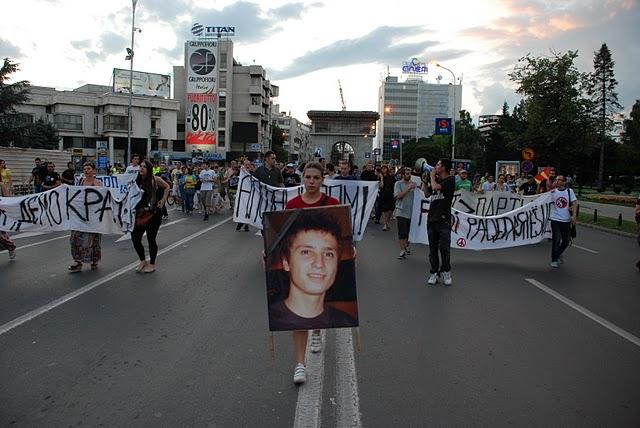 Радио ЕРА на 14 юли – протестите в Македония