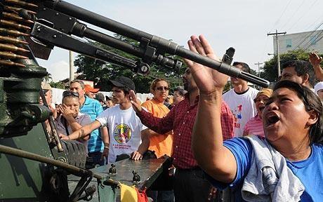 Хондурас: убийствa на селяни – кооператори