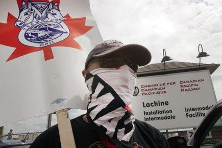 """Канада: Властите плашат със """"Специален"""" закон заради стачката на железничарите!"""