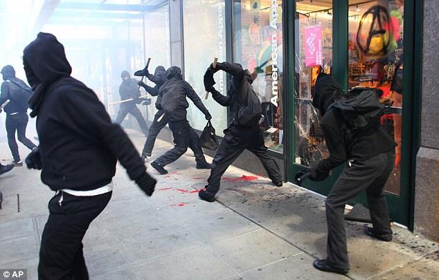 Първомайски демонстрации и акции