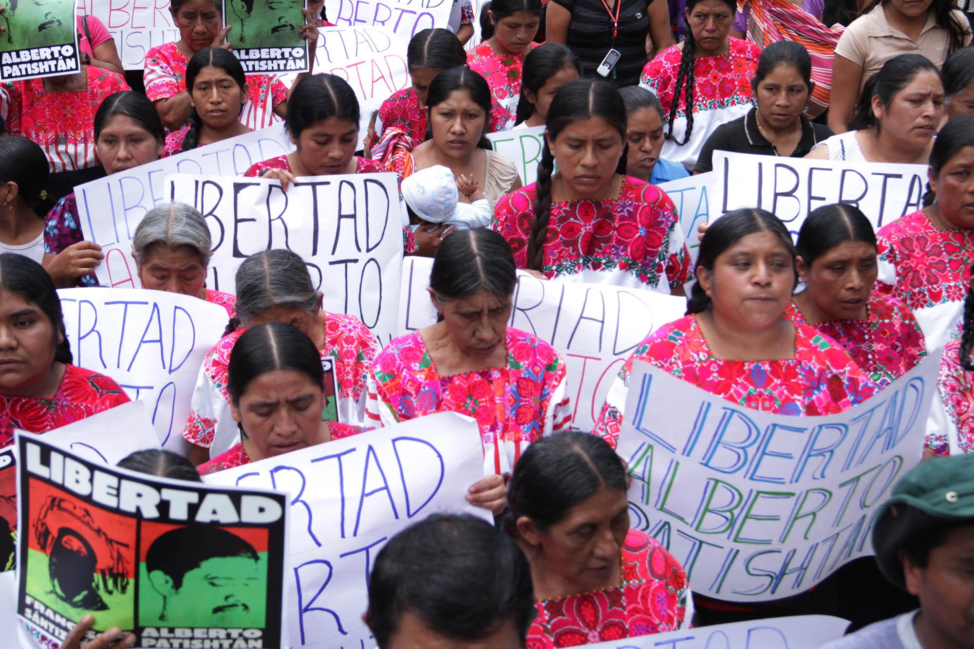 Мексико: политически затворник ослепява заради лекарска немарливост