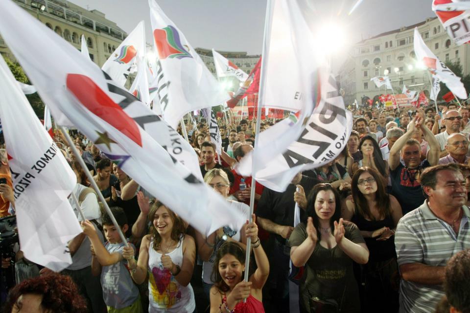 Противопоставянето срещу мерките увеличи подкрепата за СИРИЗА