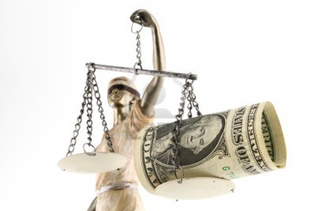 12584251-justice-greek-themis-latin-justitia-blindfolded-with-scales-sword-and-money-on-one-scale-corruption-