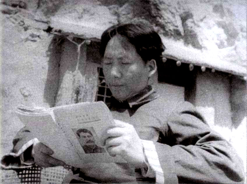 mao-reading-stalin