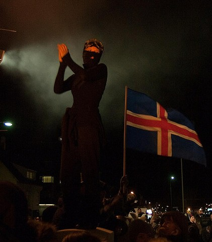 "Реплика за ""Исландския модел"""