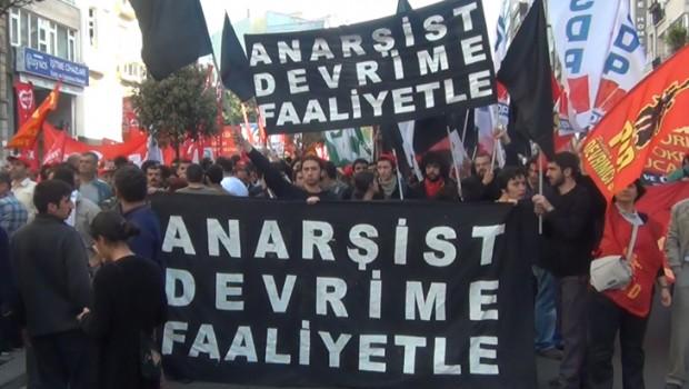 Първомайска съпротива в Истанбул