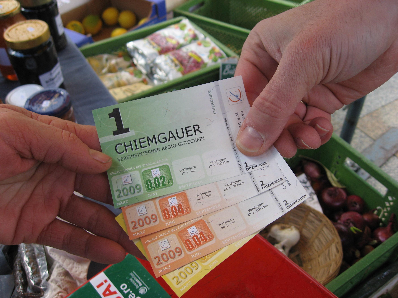 Киймгауер – баварската социална алтернатива на еврото