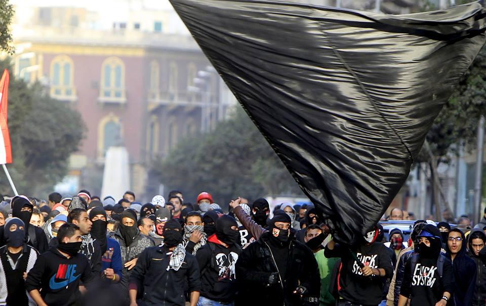 Анархистите в Египет – интервю от площад Тахрир, 2 юли 2013г