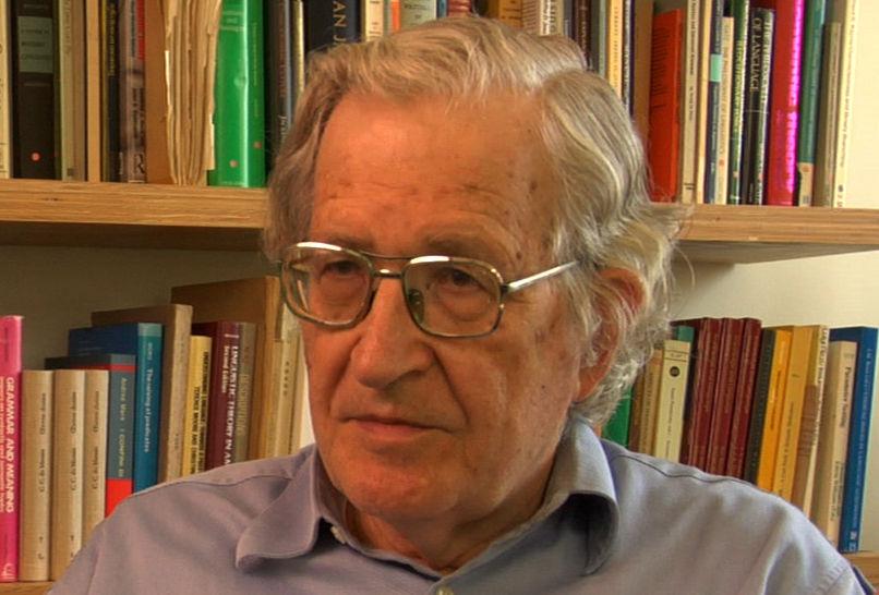 Noam-Chomski-interviu
