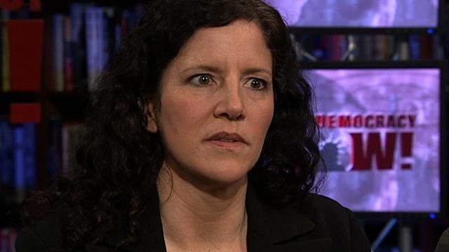 Интервю с Лора Пойтрес в Democracy Now!