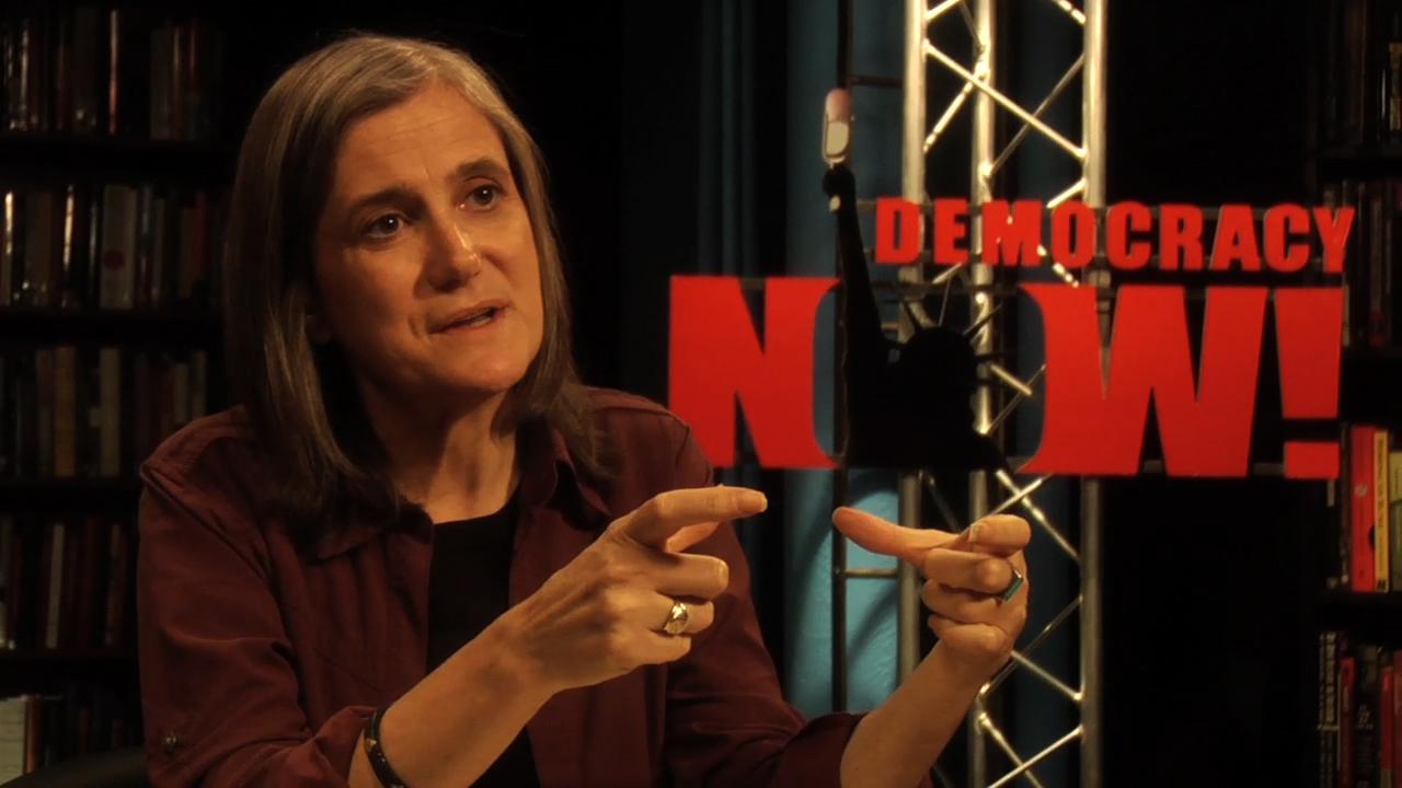 Democracy Now!  – Информация и дезинформация за ядрената програма на Иран