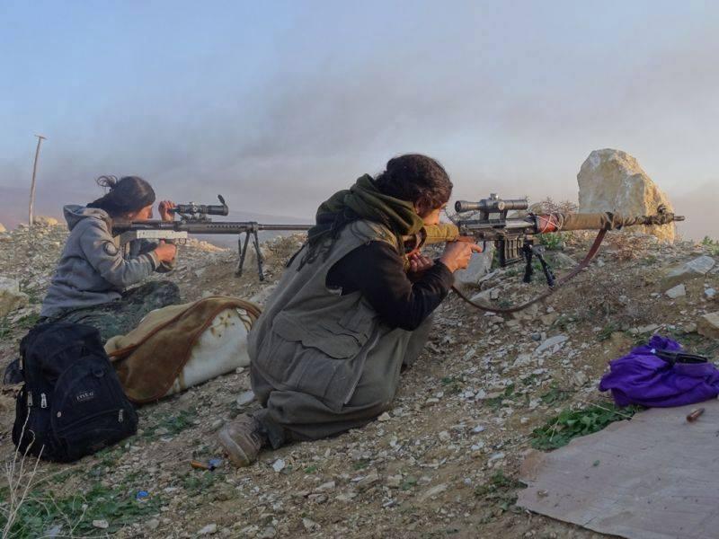 ПКК: победата при Кобани е победа на свободното човечество