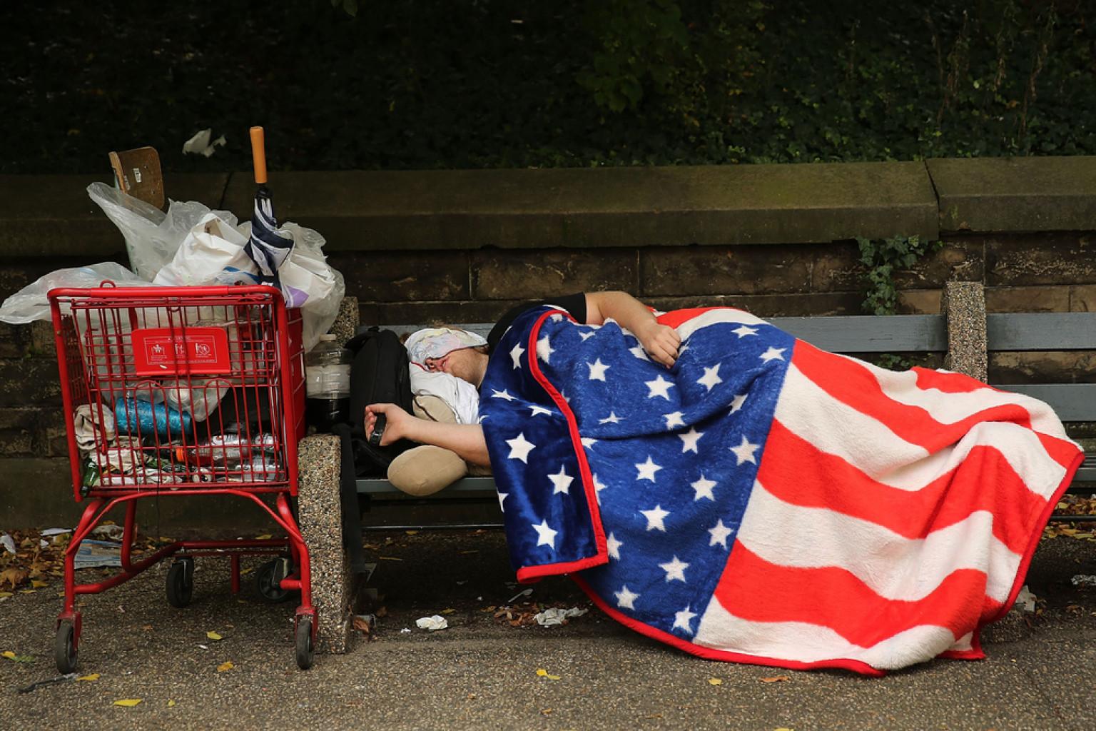 Гладни бунтове в САЩ?
