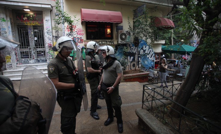 Градска партизанска група пое отговорност за убийство на мафиот в Атина