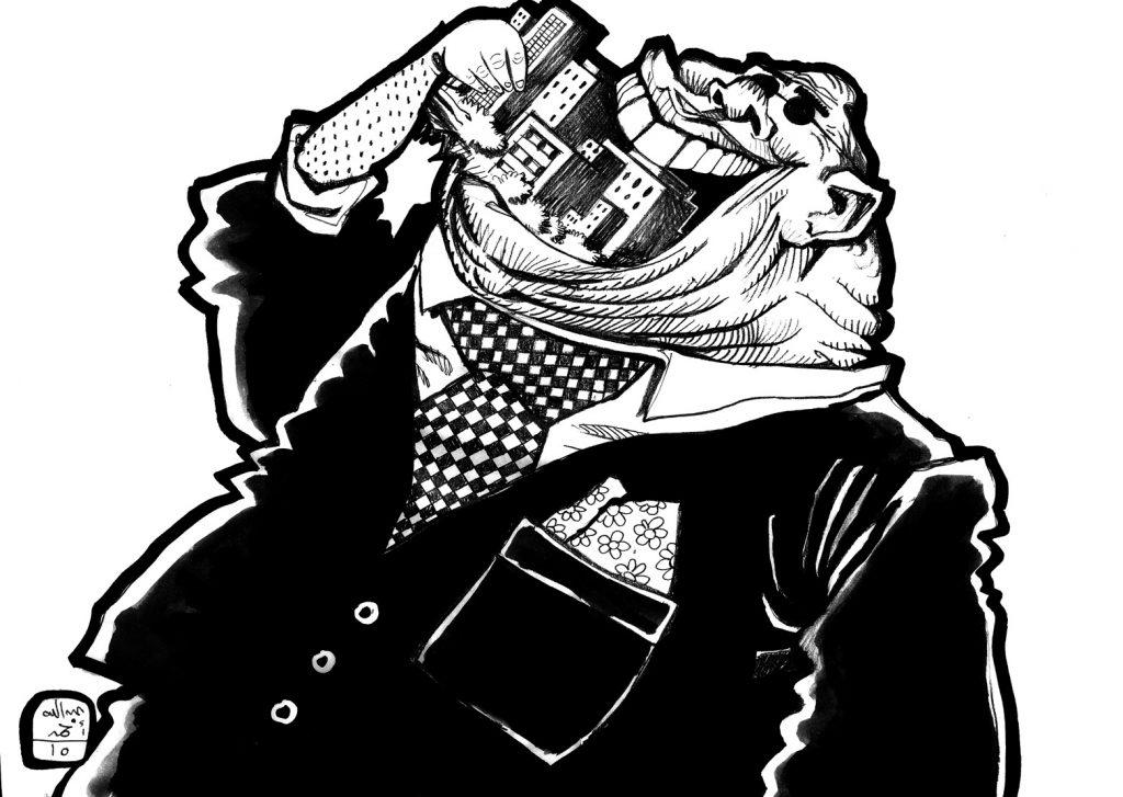 privatization+cartoon