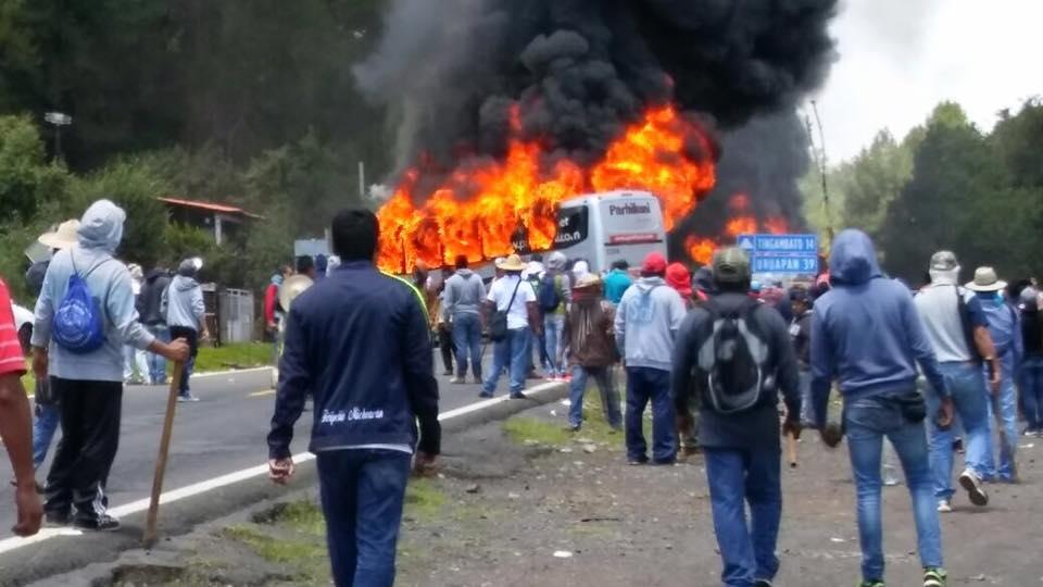 БУНТ в Мексико: От учителска стачка до народно въстание
