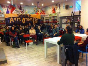 Антиавторитарна среща на Анархистка Инициатива Анкара