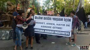 Изявление на Анархистка инициатива Анкара