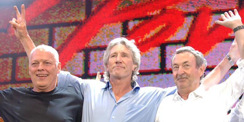 Pink Floyd се събират отново в подкрепа на про-палестински активисти