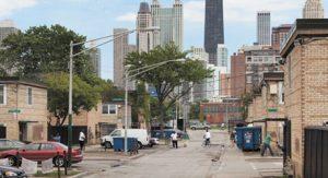 Чикаго в началото на 21 век.