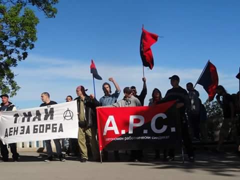 Автономният синдикализъм е оръжие