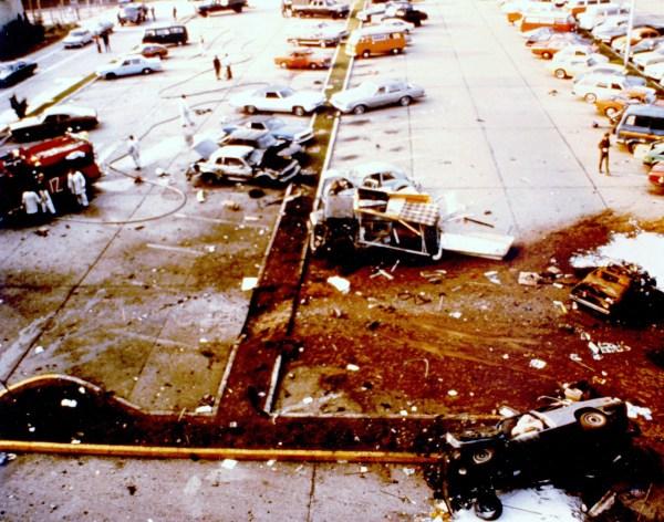 USAFE bombing 31 Aug 1981