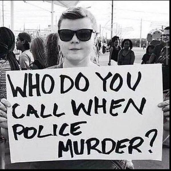 Американската полиция – убиец номер едно на американци