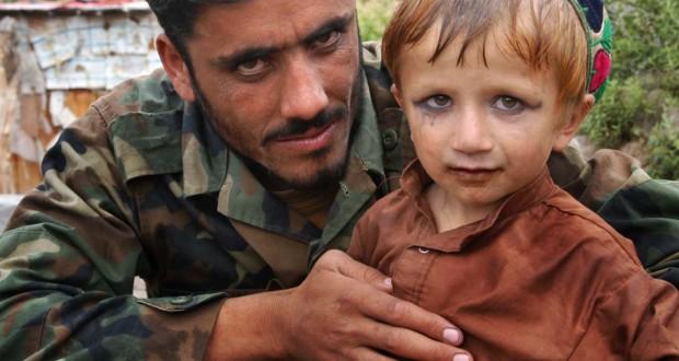 Американското участие в заробването и изнасилването на афганистански деца