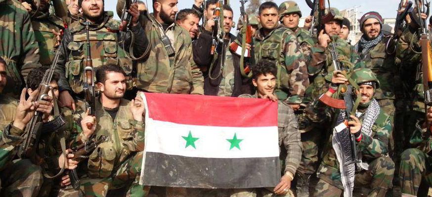 Борбата на сирийския народ за освобождаване на Източна Гута