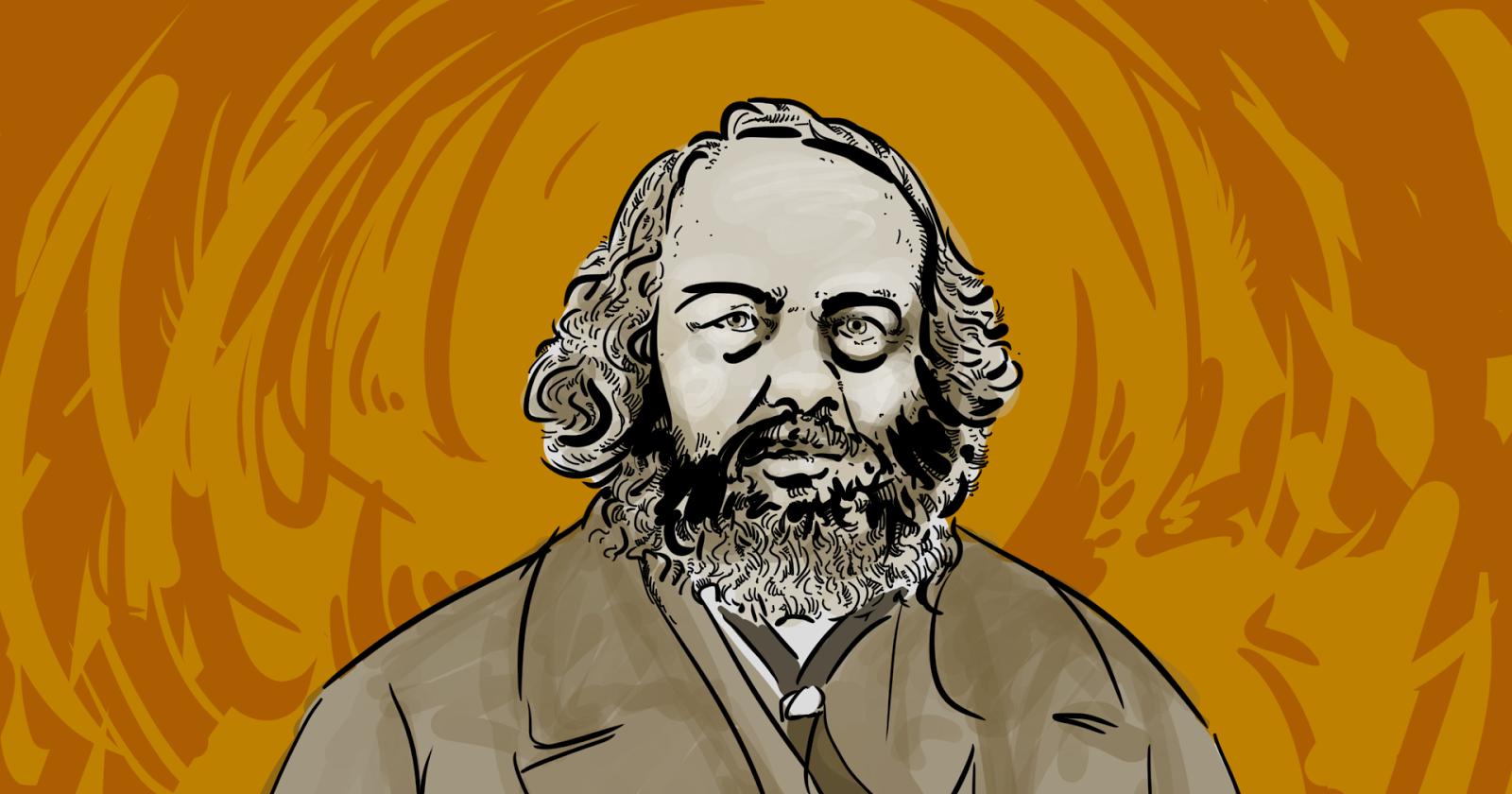 Кой е Бакунин?