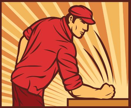 Наръчник на работника-синдикалист