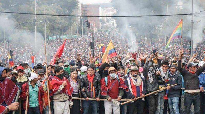 Генерална стачка срещу пазарните реформи в Еквадор парализира страната