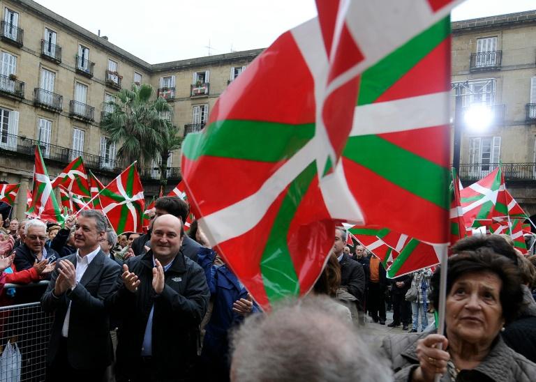 Структура и особености на функционирането на баското национално-освободително движение