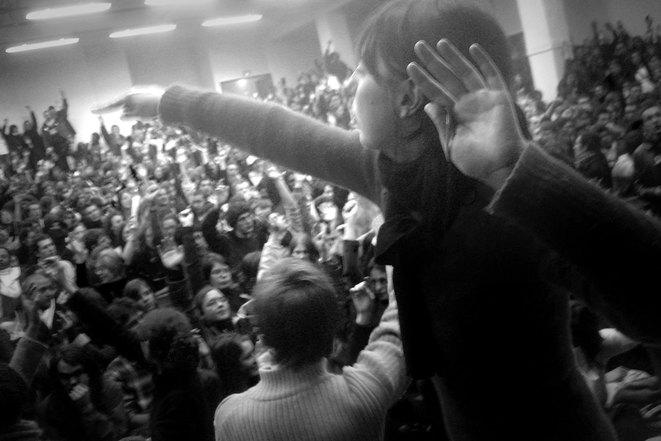 Борбените активист(к)и на стачката