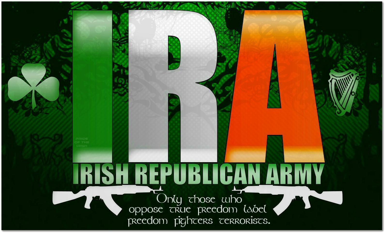 История на Ирландската републиканска армия
